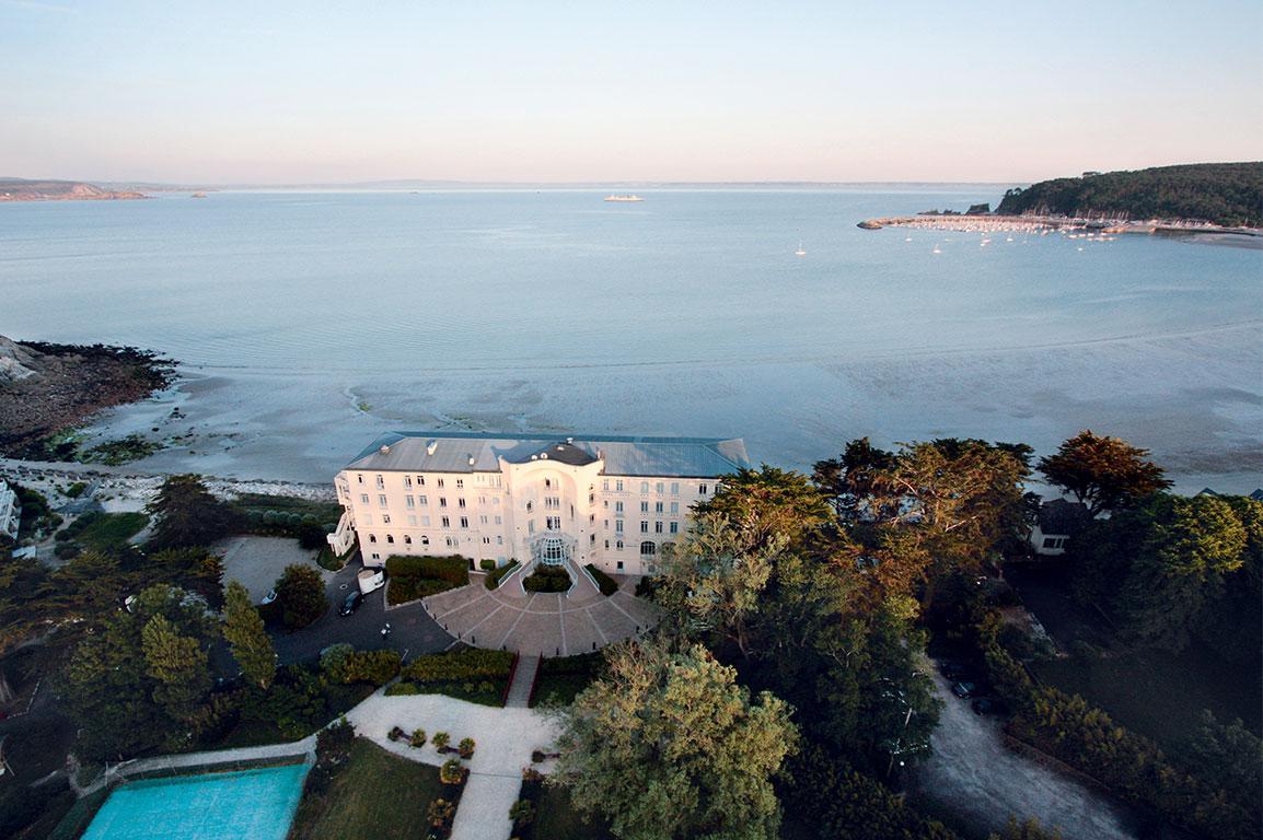 Belambra Grand Hotel De La Mer Morgat